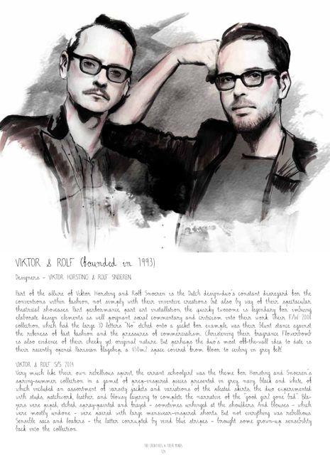 ODDA Magazine: The Creatives & Their Minds