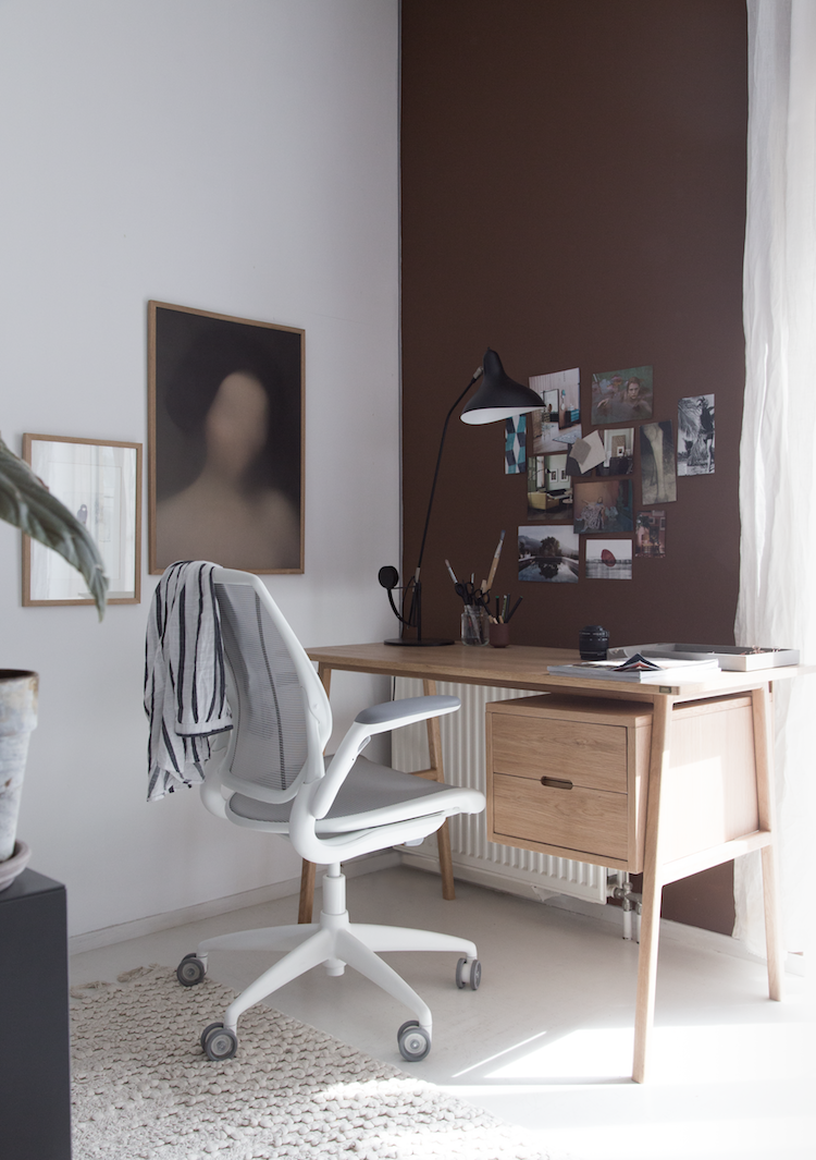 My Scandinavian Home Condo Office Space Home Home Office