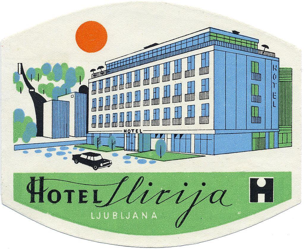 Untitled Hotel Art Graphic Design Images Vintage Postcards
