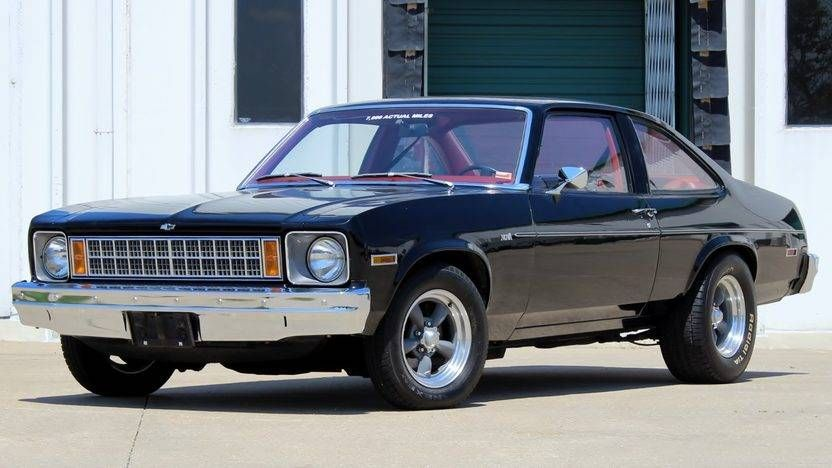 1978 Chevrolet Nova At Auction 1895801 Hemmings Motor News