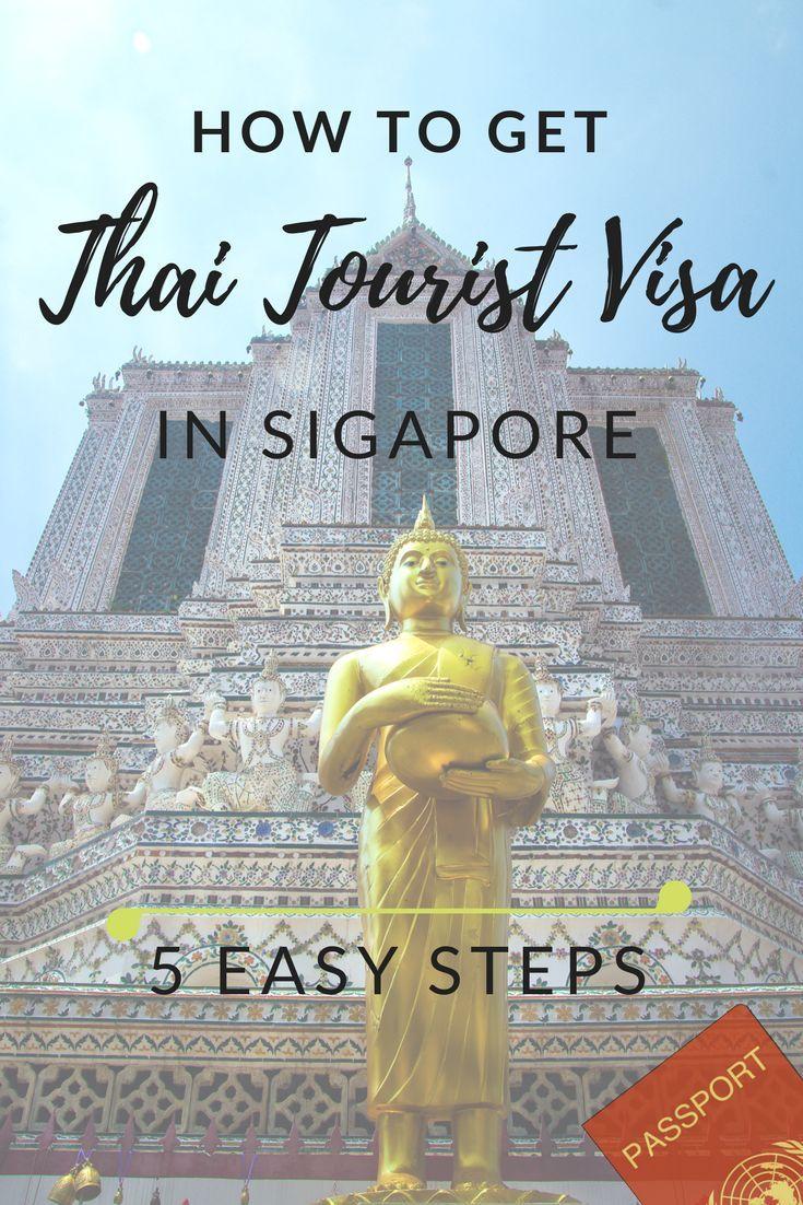 How to get Thai Tourist Visa in Singapore? TRAVEL LIT