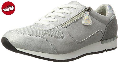 Lico Damen Silver Sneakers, Silber (Silber), 39 EU - Lico schuhe (*Partner-Link)