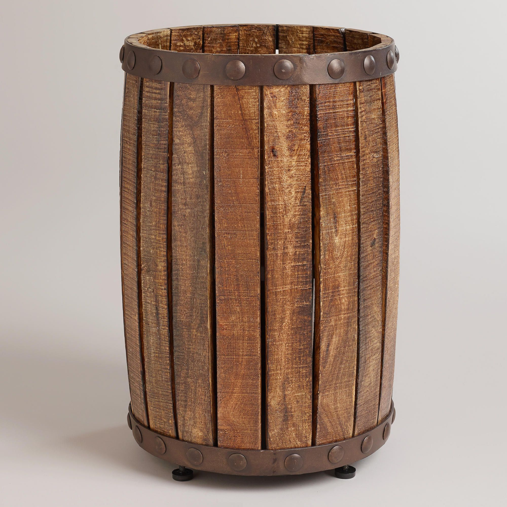Attractive Baldwin Barrel Umbrella Stand