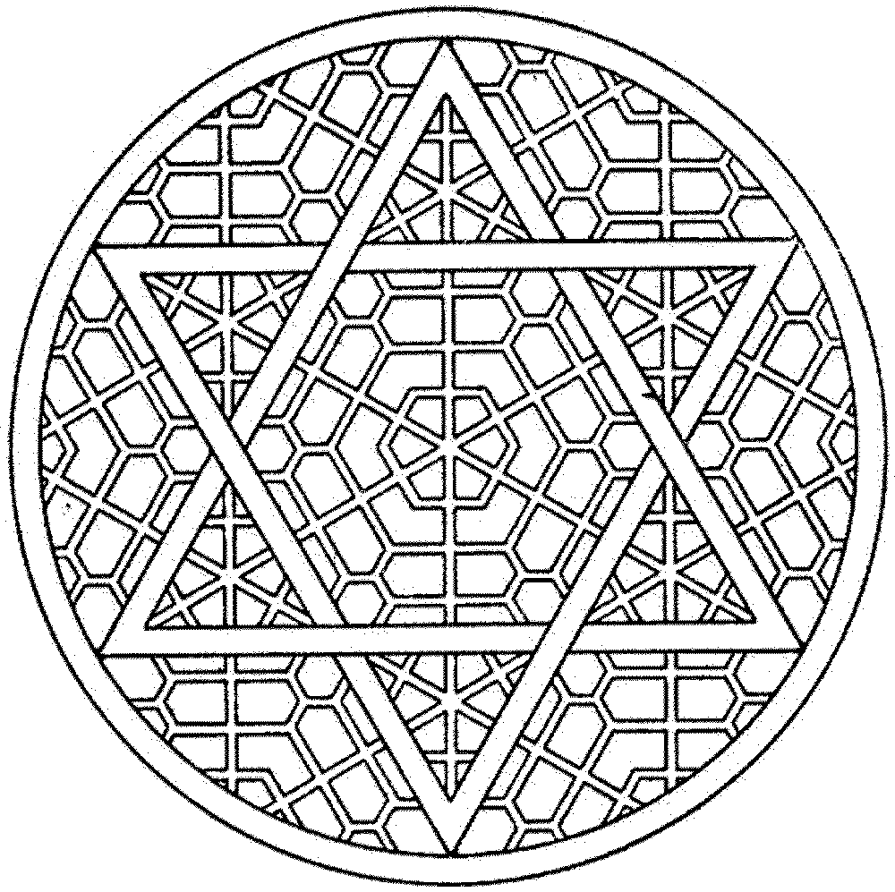 Free coloring pages mandala printable
