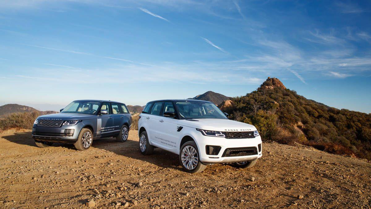 2019 Range Rover PlugIn Hybrid First Drivehttp
