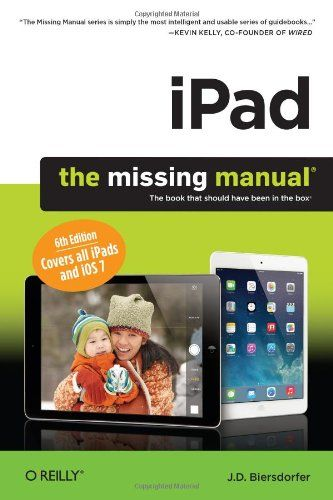 can you find anything missing in ipad the missing manual video rh pinterest com apple ipad mini instruction booklet ipad mini 4 instruction book