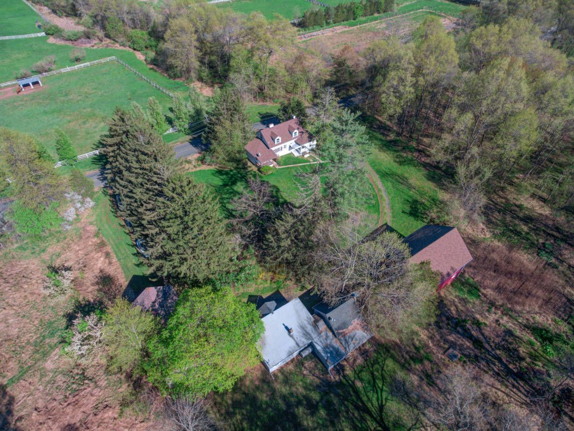 Equestrian Estate For Sale in Somerset County, New Jersey