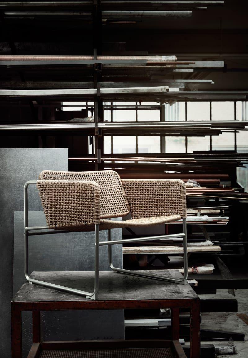 Piet Hein Eek für IKEA | Pinterest | Rattan, Stahl und Sessel