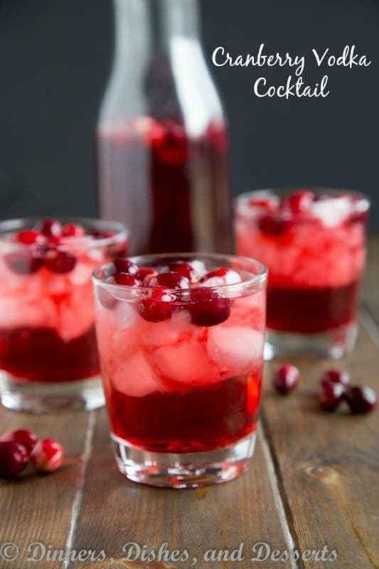 Cranberry Vodka Cocktail Recipe -   17 holiday Cocktails vodka ideas