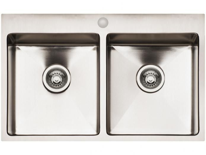 Afa Exact Double Bowl Inset Sink From Reece Inset Sink Sink Kitchen Furniture Storage
