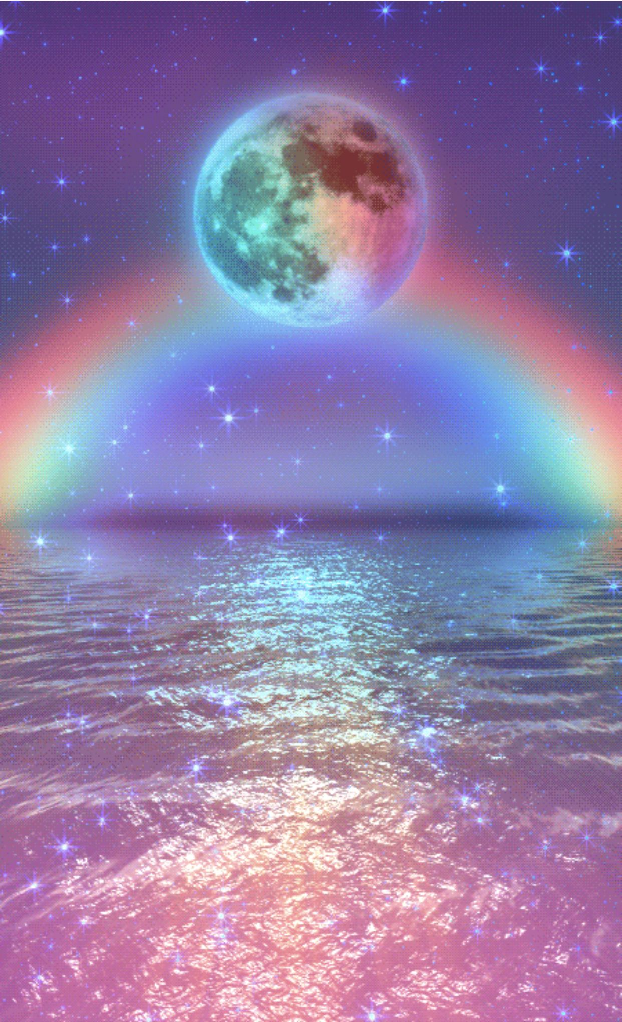 Beautiful Rainbow Wallpaper Beautiful Nature Wallpaper Galaxy Wallpaper