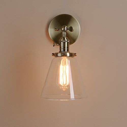 Permo Wall Sconce Lighting With On Off Switch Https Www Dp B01n74r7ge Ref Cm Sw R Pi X Fsmsyb4nb6mry