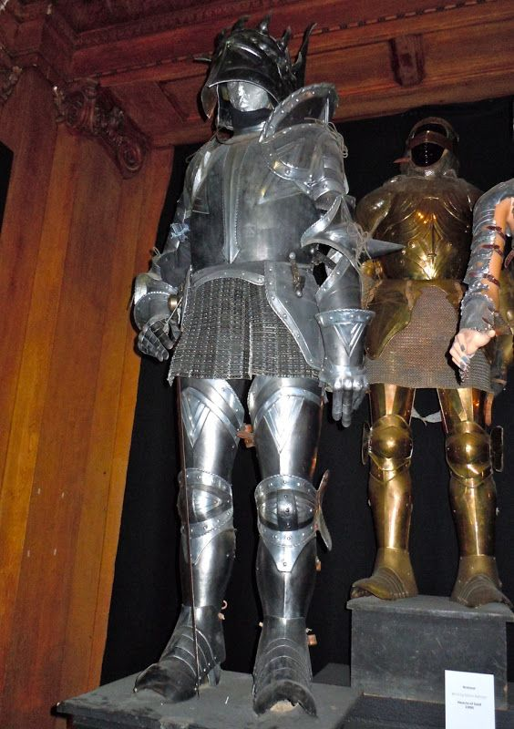 Harry Potter Headless Knight Costume Armour Harry Potter Outfits Knight Costume Knight Armor