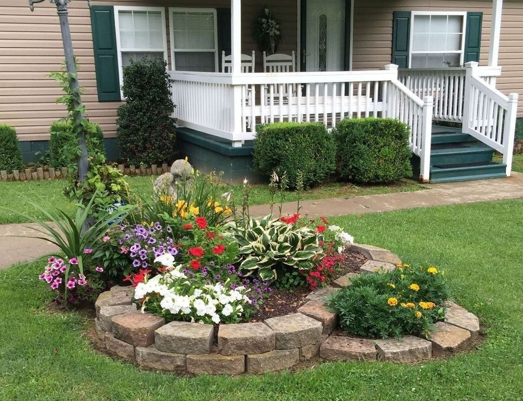 50 Awesome Backyard Landscaping Ideas On A Budget   Landscaping