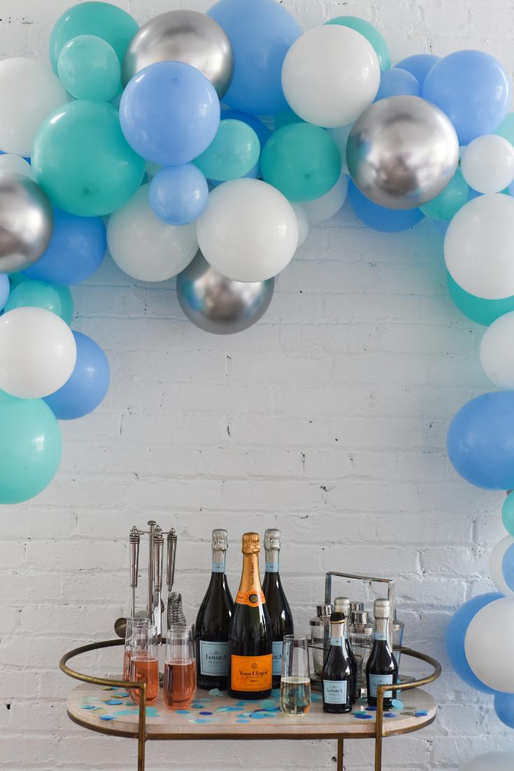 Simple Balloon Decorations