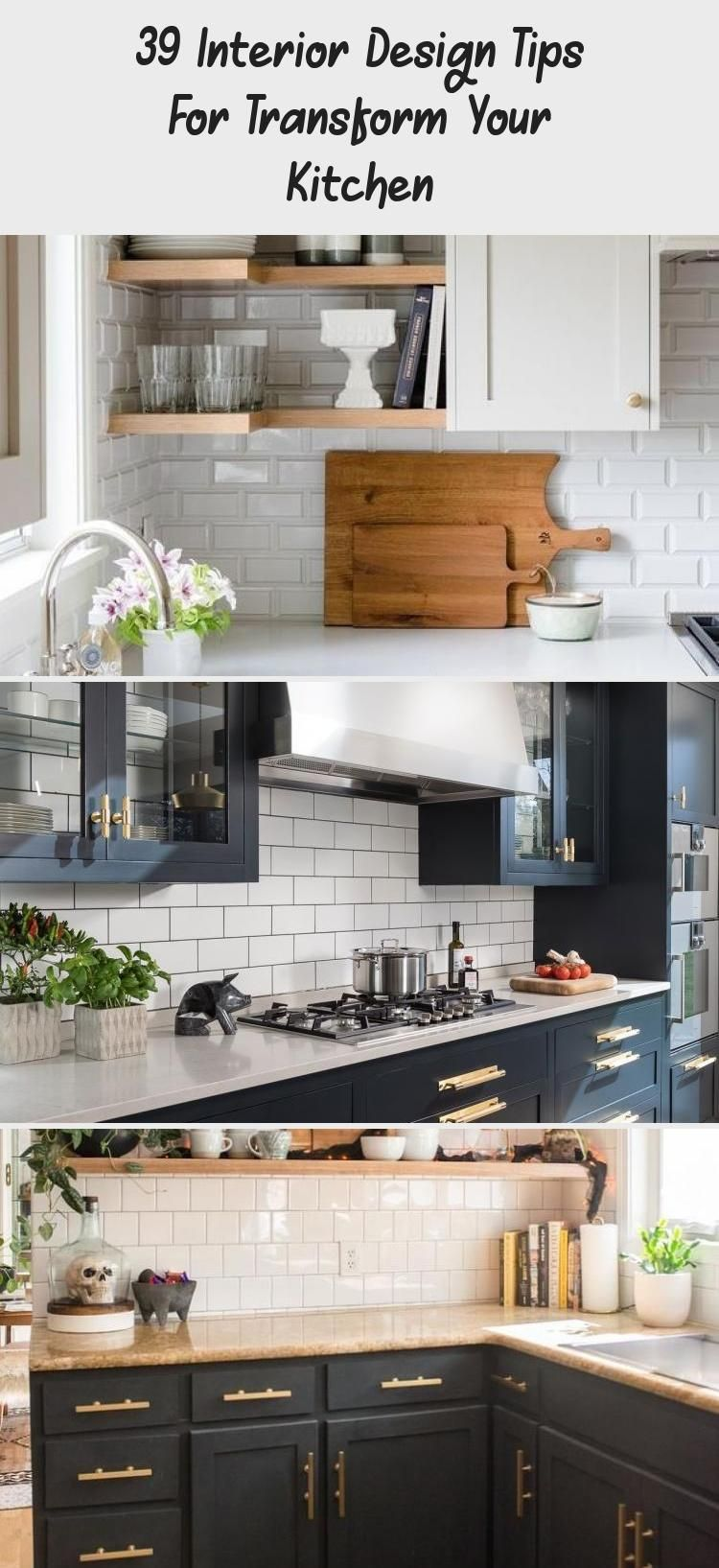 9 Interior Design Tips for Transform Your Kitchen ...