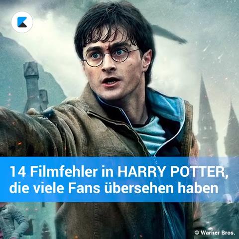 16 Filmfehler Die Viele Fans Bei Harry Potter Ubersehen Haben Video Video Harry Potter Film Harry Potter Quiz Filmfehler