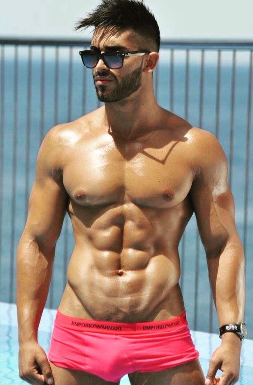 Hot bikini solo