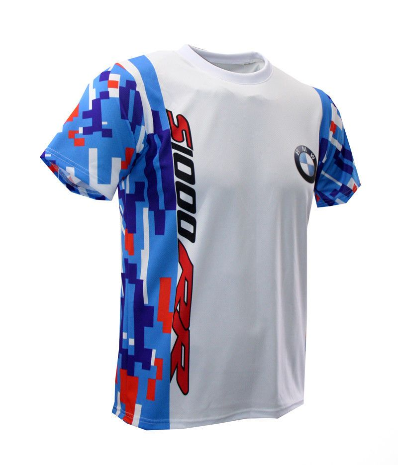 bc1f5af3946 BMW Motorrad S1000 RR - all over sublimated print t-shirt camiseta  maglietta #BMW #GraphicTee
