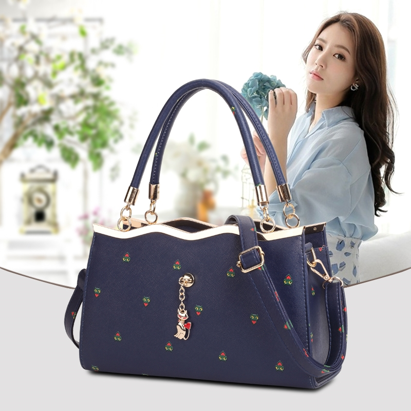 29.90$  Watch now - http://ai4ti.worlditems.win/all/product.php?id=32563701821 - New arrival 3 colors women's bags 2016 ladies fashion handbag color block print handbag messenger bag lady messenger handbags