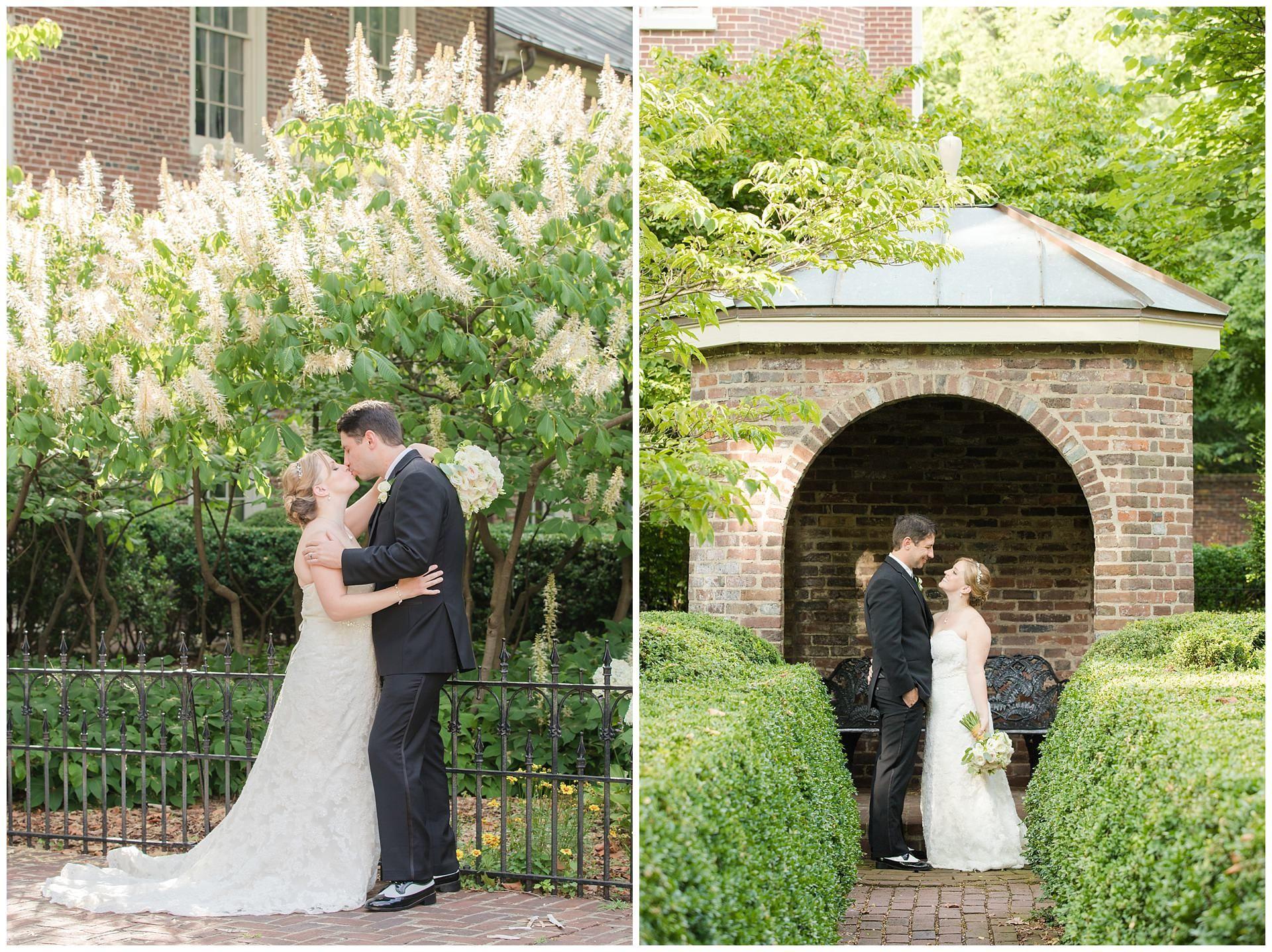Outdoor Summer Wedding At Gratz Park And The Downtown Hilton In Lexington Ky Summer Wedding Outdoor Summer Wedding Ceremony Summer Wedding