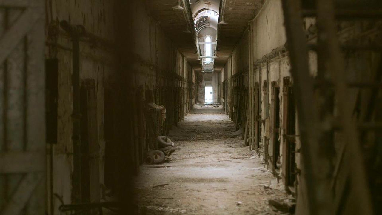 Eastern state penitentiary canon c300 with images