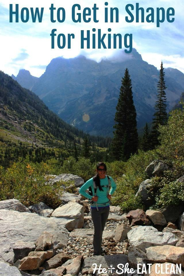 How to Get in Shape for Hiking