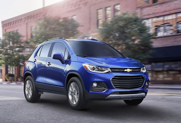 2019 Chevy Trax Review And Redesign Dengan Gambar Mobil Chevrolet