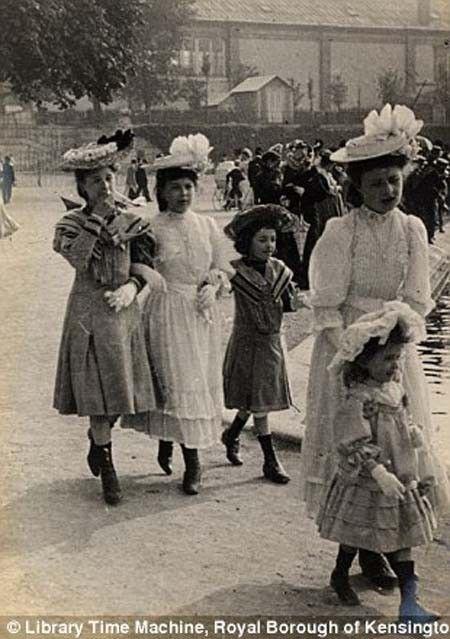 Модная одежда 1900 годов!! ( фото) | Фотографии, Винтажные ...