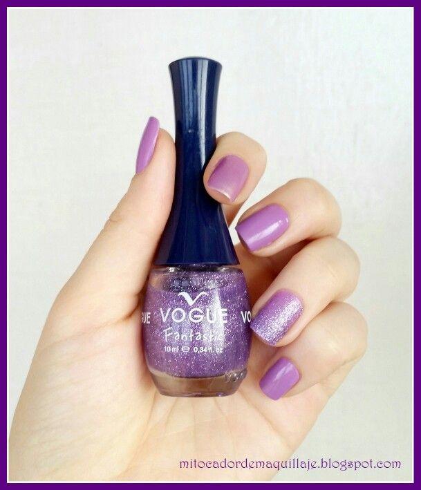 Amatista vogue | uñas | Pinterest | Amatistas, Colores de uñas de ...