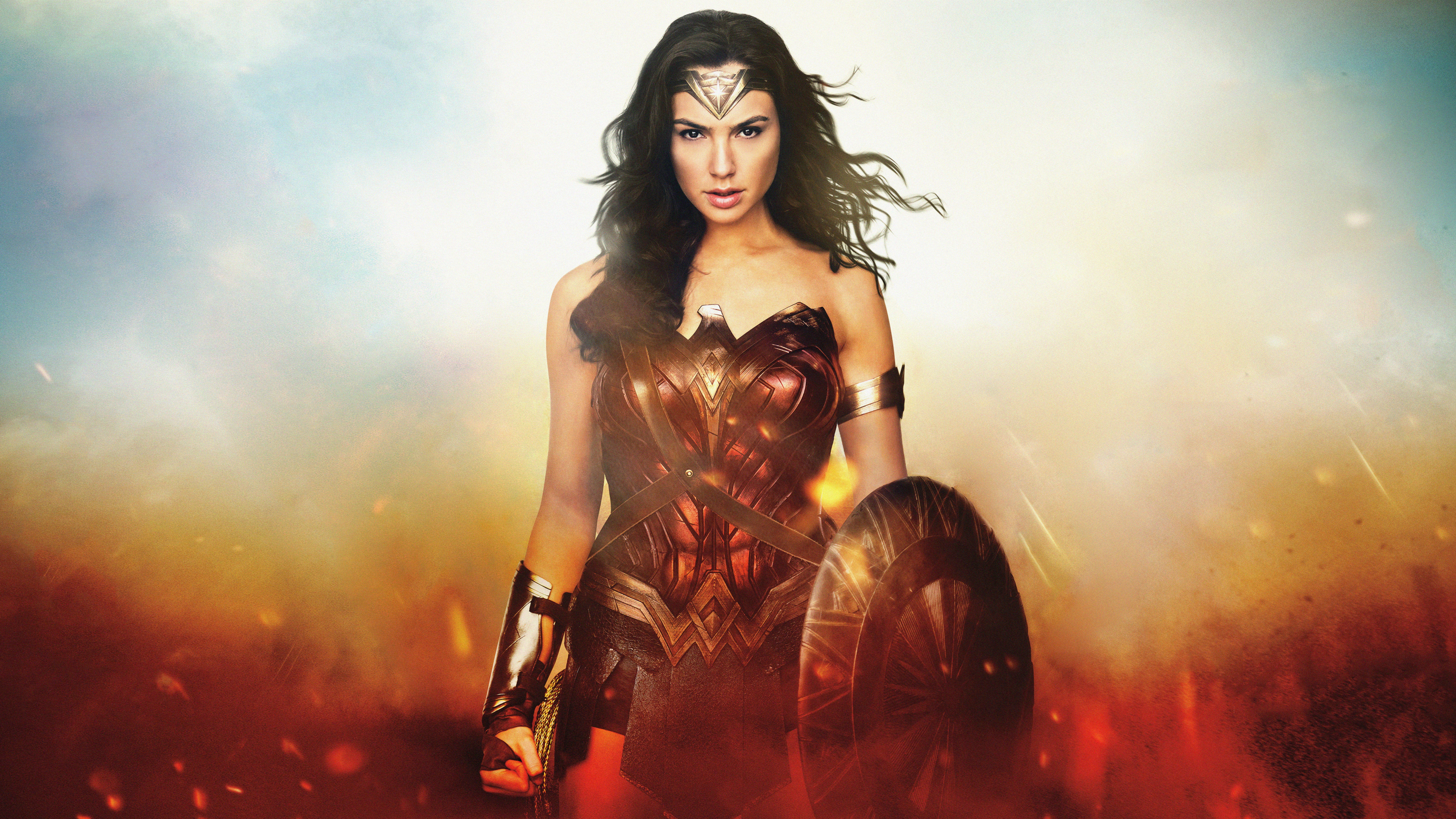 Wonder Woman Hd 4k 5k 8k 10k Gal Gadot 8k Wallpaper