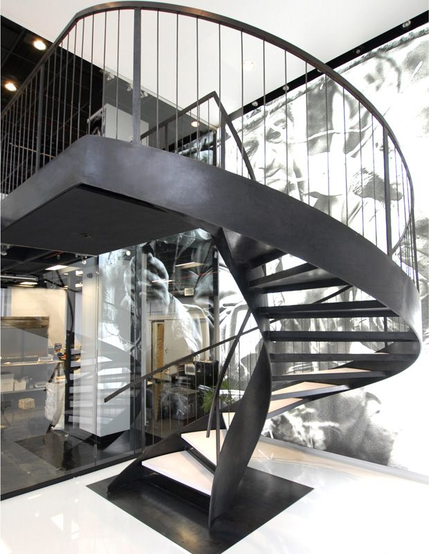 Best Pin On Our Work Staircases Railings 640 x 480