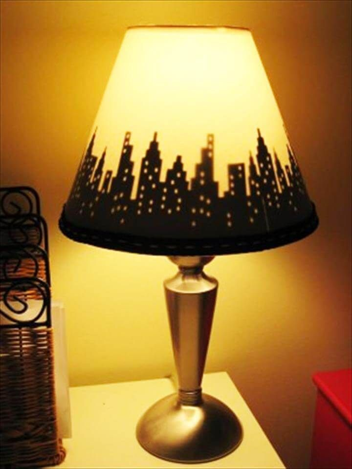 10 Diy Lampshade Ideas You Need To Try Furniture For Dream