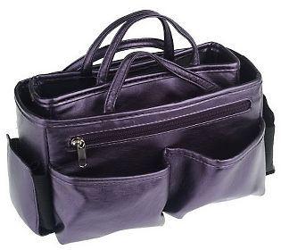 dd366cfaea Ready Set Go 2-piece Bag Organizer by Lori Greiner