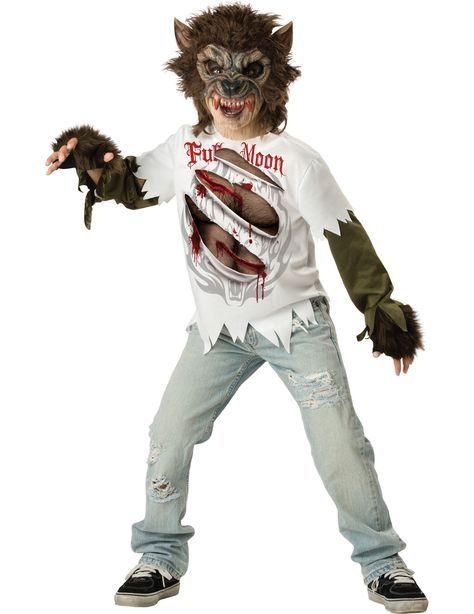 Disfraz Hombre Lobo Para Niño Premium Disfraces Niños Y Disfraces Originales Baratos Vegaoo Disfraz Hombre Lobo Disfraces De Halloween Originales Disfraz De Lobo