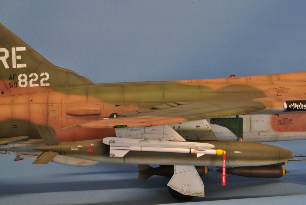 Trumpeter 1 32 F 105d Thunderchief By Nickparker Modellbau Modell Bau