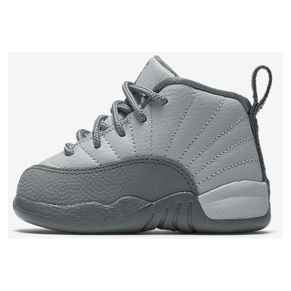 dba3cc2a87b Jordan 12 Retro (2c-10c) Infant/Toddler Shoe. Nike.com ($60) ❤ liked on Polyvore  featuring shoes