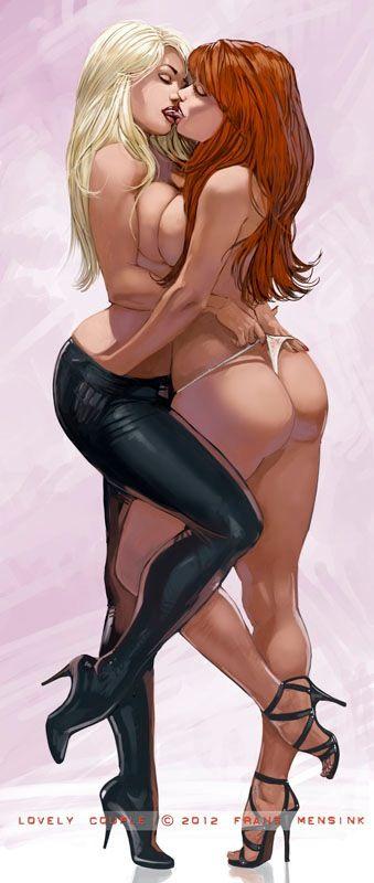 Marvel black cat lesbian