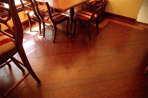Cork Floor from Globus Cork | Kitchen | Pinterest | Color