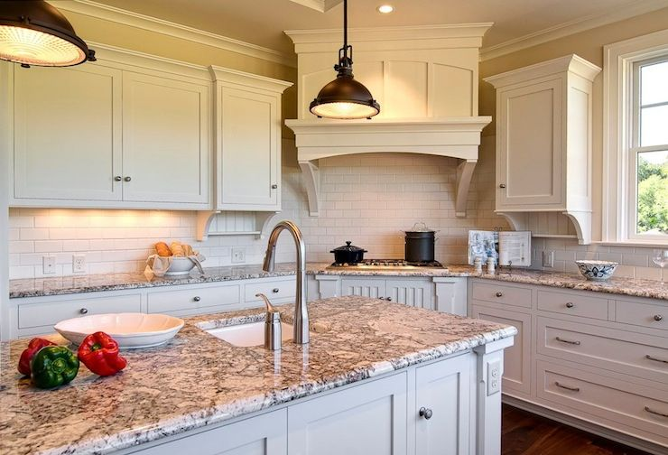images about kitchen cabinets on   black granite,Cream Kitchen Cabinets With Granite Countertops,Kitchen decor