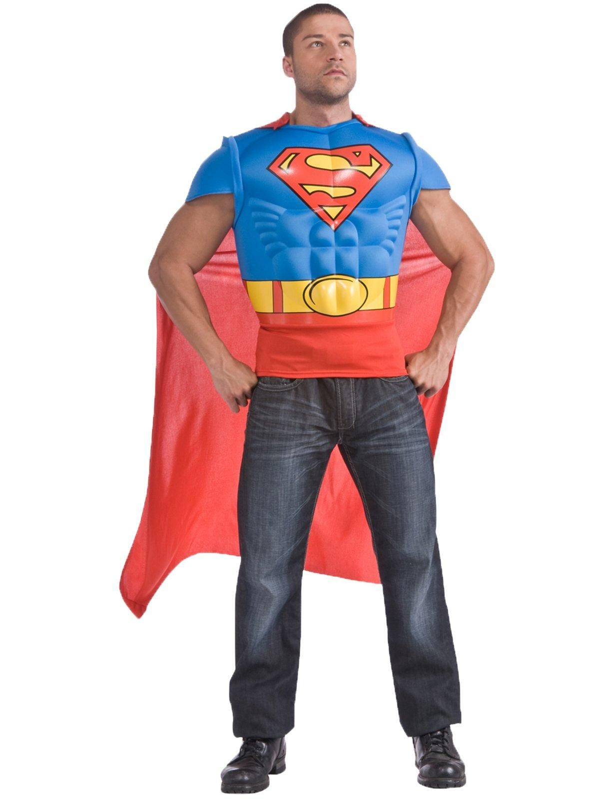 superman costume diy superman costume for men amazon steel costume superman man of - Amazon Halloween Costumes Men