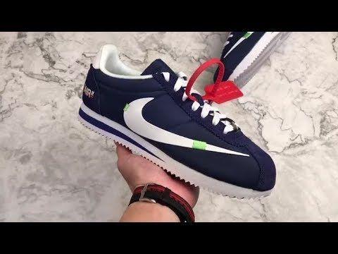c8d42218a0b Virgil Abloh Off-White x Nike Cortez Custom