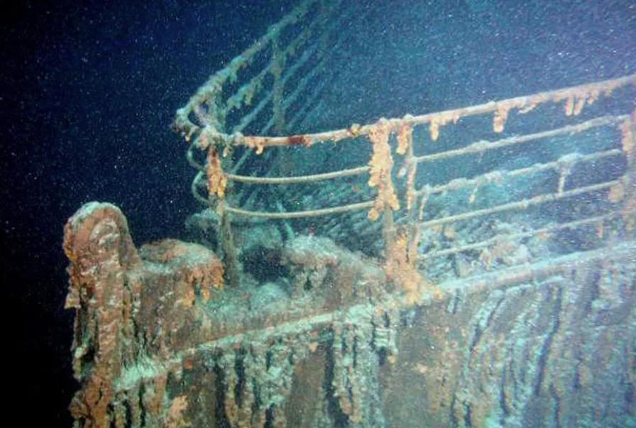 Google Maps Coordinates Detail Exactly Where The Titanic