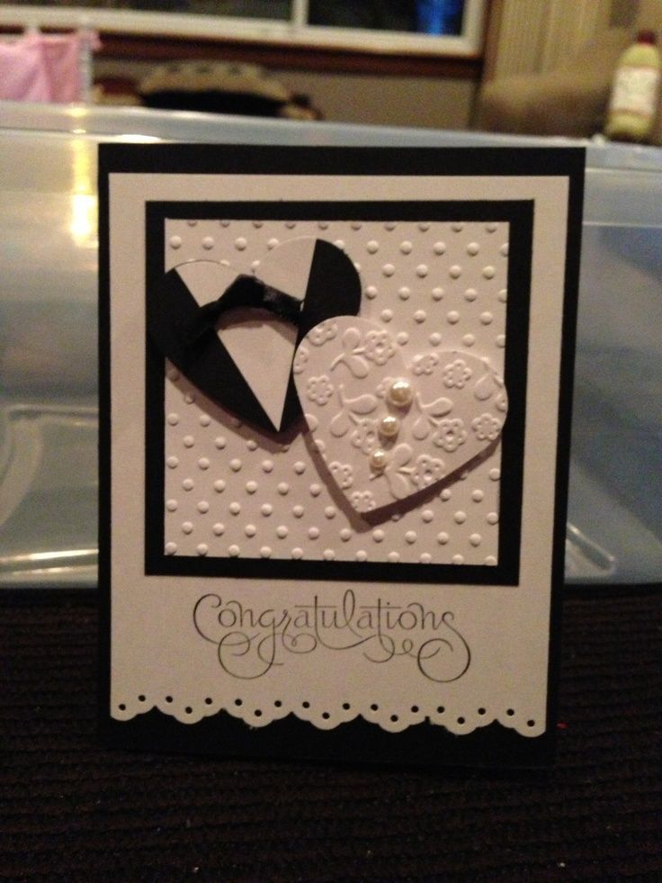 Handmade Wedding Cards Ideas