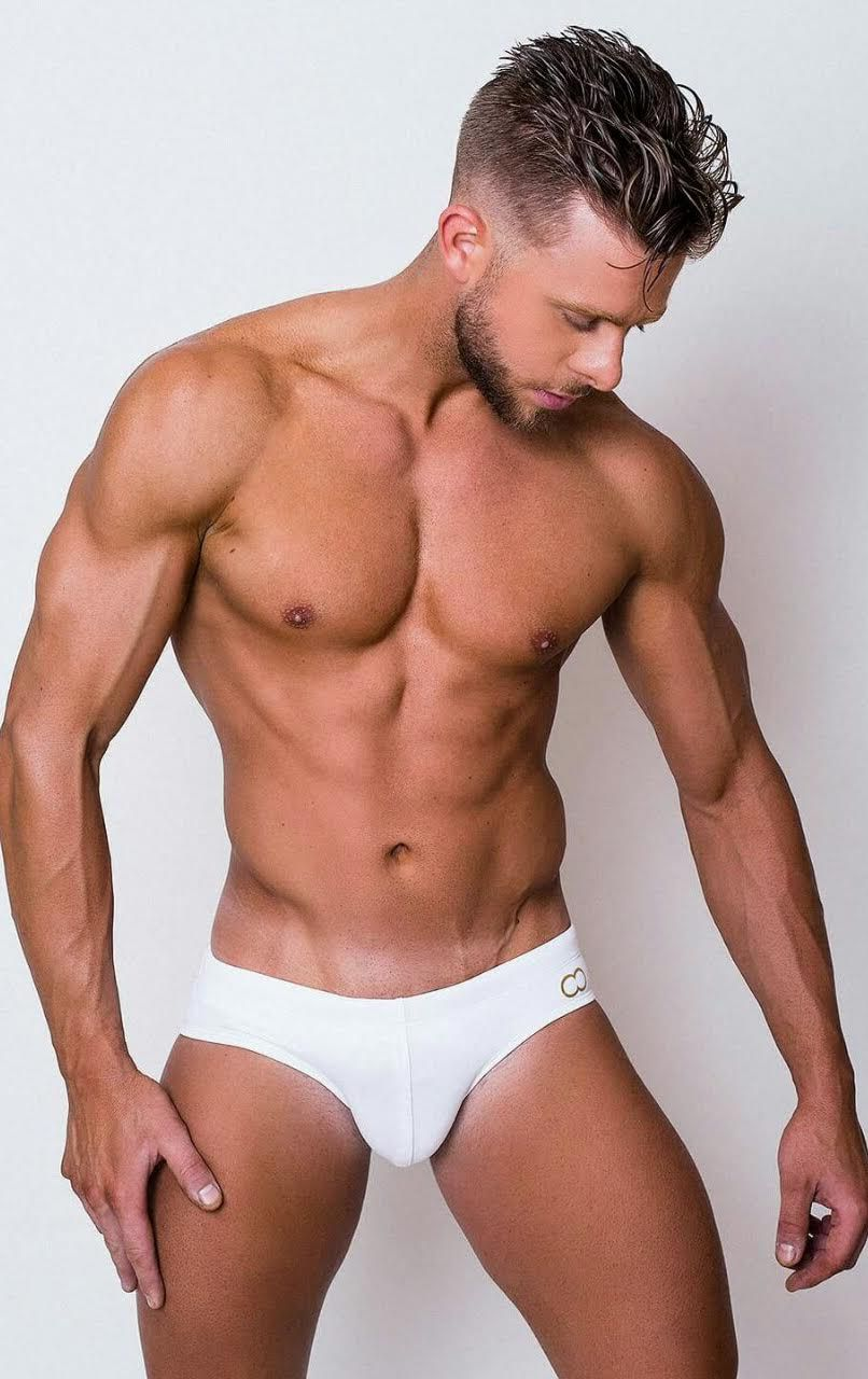 Pin by Milo on White briefs  31bc37089b38