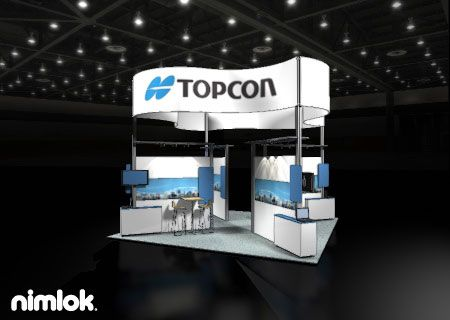 Nimlok Portable Exhibition Stand : About trade show exhibits exhibition booth design booth design