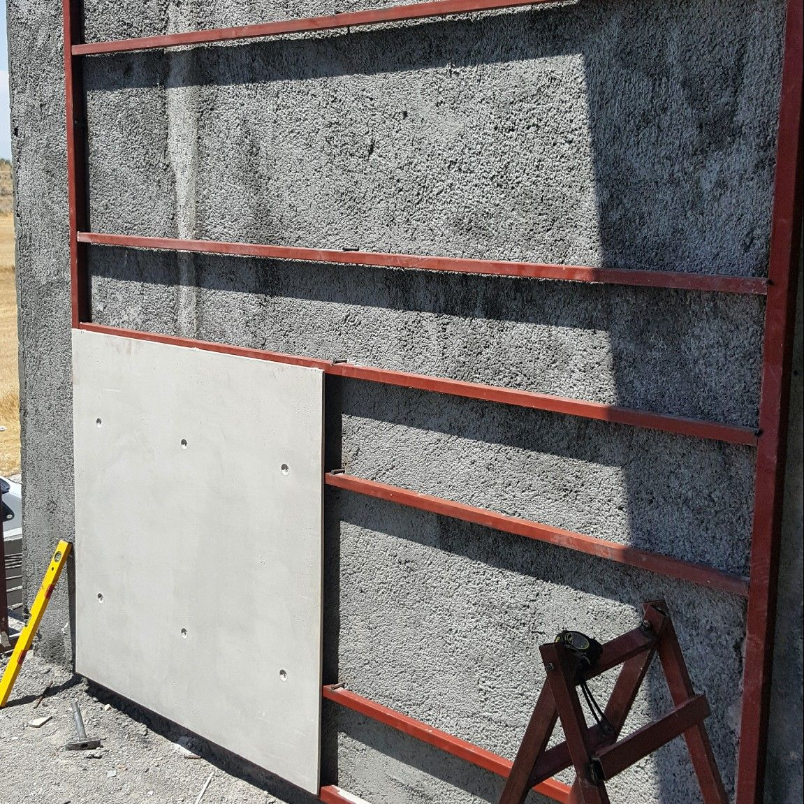 Concrete Panel Installation The Easiest Way Of Concrete Facade Cladding Cretox Natural Concrete Panels Facade Cladding Concrete Design Concrete Wall Panels