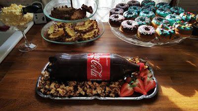 Purppurahelmi: Coca-cola pullokakku