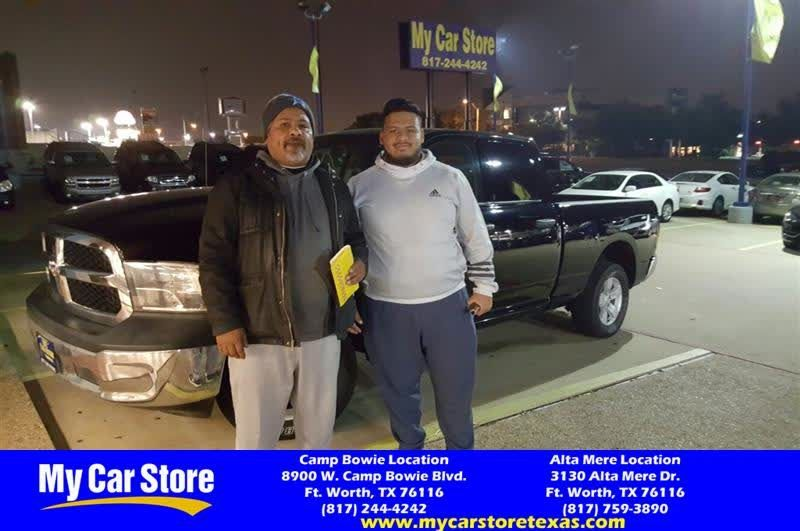 My Car Store Customer Review I had a great time at My Car