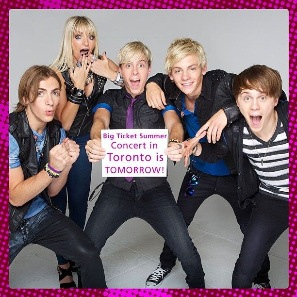 TOMORROW! #BigTicketSummer officialr5 #r5family